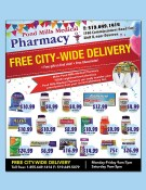 Make Pond Mills Medical Pharmacy YOUR neighbourhood pharmacy