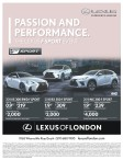 THE LEXUS F SPORT EVENT