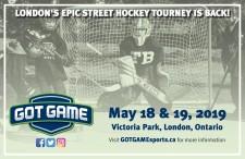 LONDON'S EPIC STREET HOCKEY TOURNEY IS BACK!